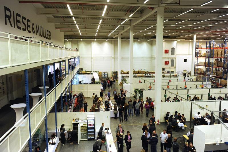 Riese & Müller Fabrikeinweihung Weiterstadt März 2013