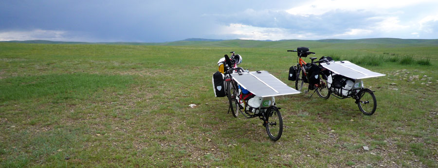 Tour de Mongolia 2012